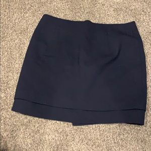 H&M Skirts - H&M NWT navy mini skirt